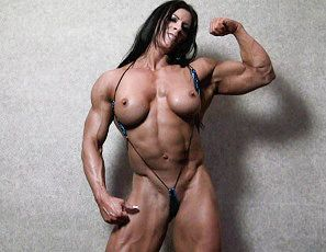 Female Muscle Network videos